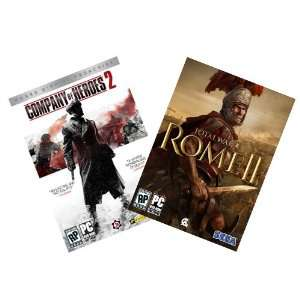 Total War Rome 2 + Company of heroes 2 (steam)