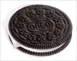 Livre-biscuit de recettes Oreo