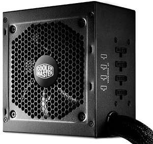 Alimentation modulaire CoolerMaster G650M - 80+ Bronze 650w