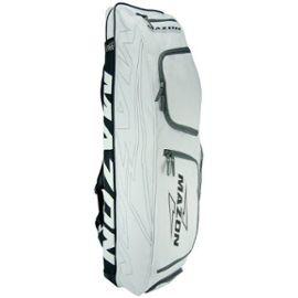 Sac Mazon Hockey Fusion combo blanc
