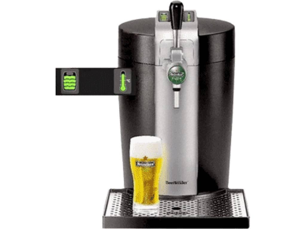 Tireuse à bière Krups VB5020FR 5L
