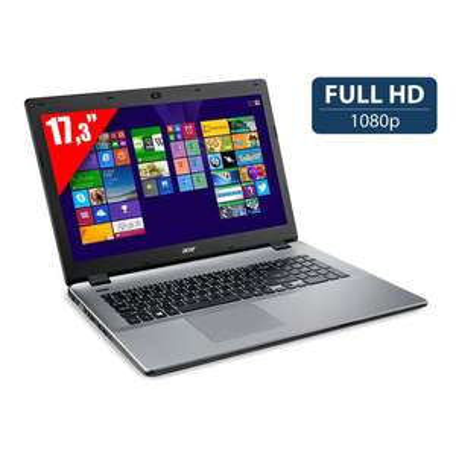"Pc portable 17.3"" Acer Aspire E5-771G - i5, 8Go RAM, 1To HDD, Cache SSD"