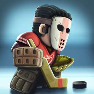Jeu Ice Rage: Hockey gratuit