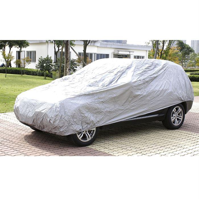 Bâche de protection automobile imperméable Peva (500cmx180x120)