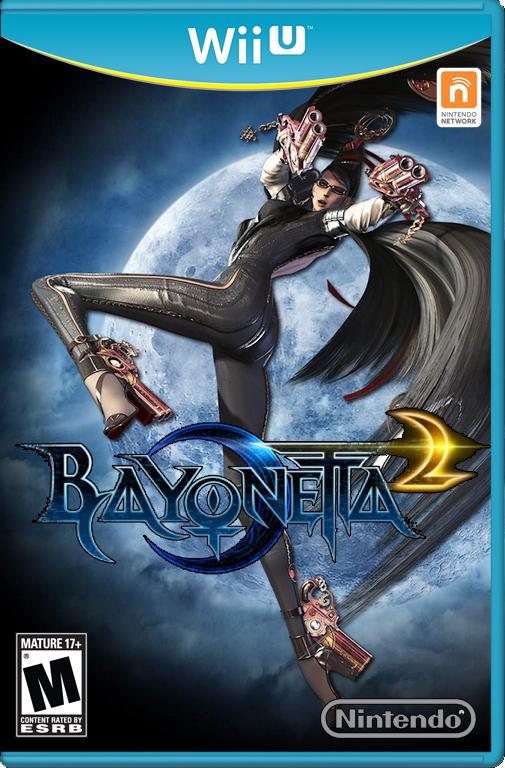 Jeu Bayonetta 2 sur Wii U