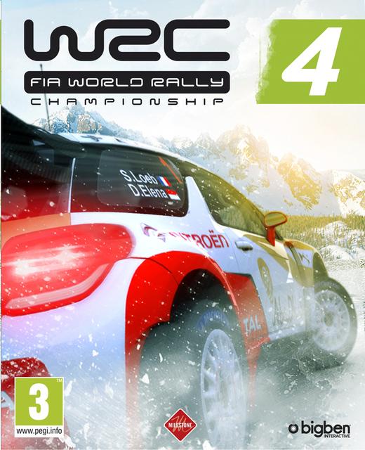 Jeu PC (dématérialisé) WRC 4 - FIA World Rally Championship
