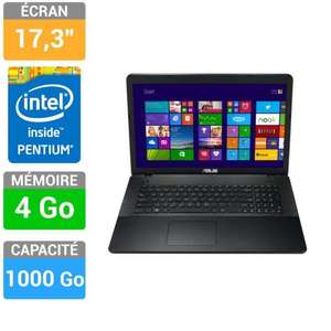 """PC portable 17.3"""" Asus X751MA-TY174H"""