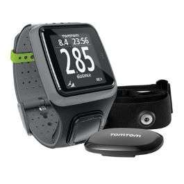 Montre GPS Tomtom runner+ avec  ceinture cardio