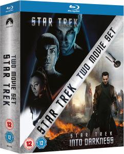Coffret Blu-ray - Star Trek / Star Trek : Into Darkness