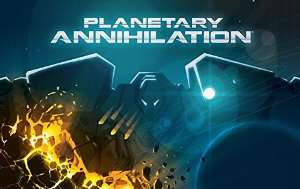 Jeu PC (dématérialisé) Planetary Annihilation