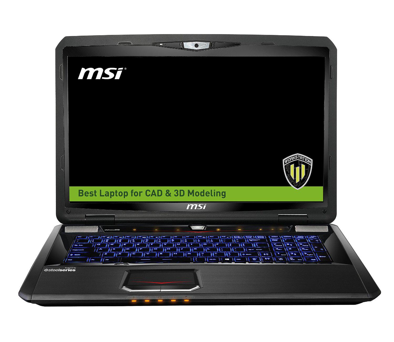 "PC Portable 17""  MSI WT70 (i7, 8 Go RAM, 1 To, W7, Nvidia Quadro K3100M)"