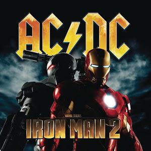 Bandes originales Iron Man 2 - 15 Titres AC/DC