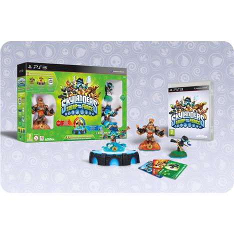 Pack de démarrage Skylanders Swap Force PS3 ou Wii