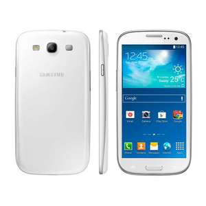 """Smartphone 4.8"""" Samsung - Galaxy S3 - 16Go - blanc Value Edition ANDROID 4.4 KITKAT"""