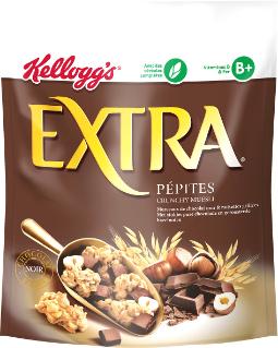 2 paquets Céréales Kellogg's Extra gratuit (avec gain de 3.90€)
