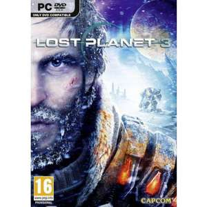 Jeu PC (Version Boite) Lost Planet 3