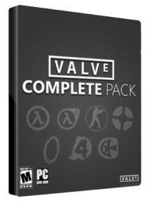 Valve Complete Pack (24 Jeux) sur PC