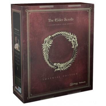 jeu PC The Elder Scrolls Online Imperial Edition + Steelbook Exclusif