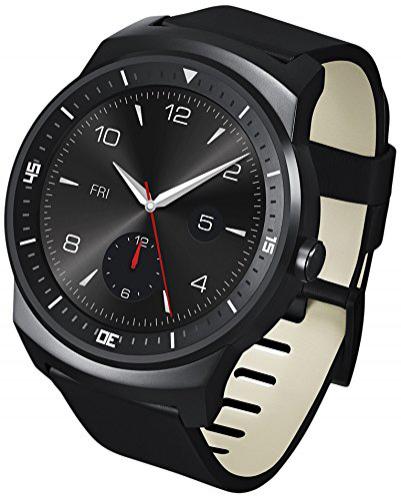 Montre connectée LG G Watch R - Android Wear