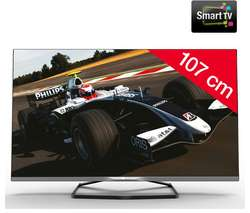 "TV LED 42"" Philips 42PFH5609 - 107cm, Smart TV, Wi-Fi"