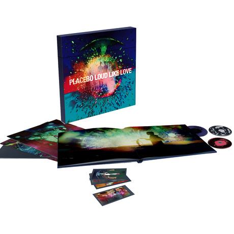 Placebo Loud Like Love - Super Deluxe (Coffret CD + DVD + Vinyle)