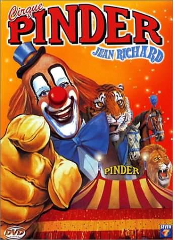Promotion sur les places cirque Pinder - Ex: Place Tribune 1ère Série