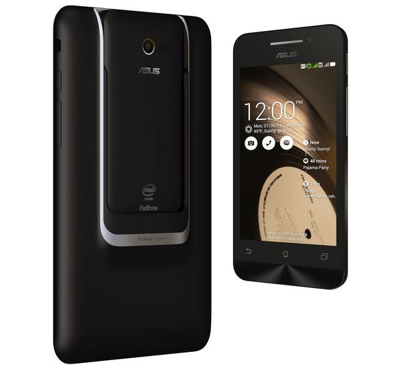 "Smartphone Asus Padfone Mini PE400CG + Padstation 7"""