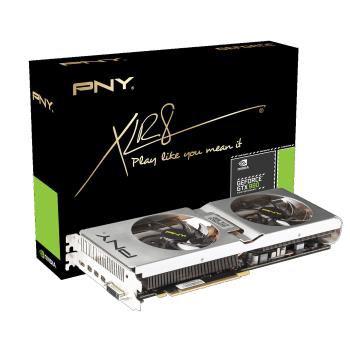 Carte graphique PNY GTX 980 4Go GDDR5