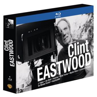 Coffret Blu-ray 8 Films - Clint Eastwood : Réalisateur