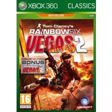 Rainbow 6 Vegas 2 Complete Edition Classic 3 sur Xbox 360
