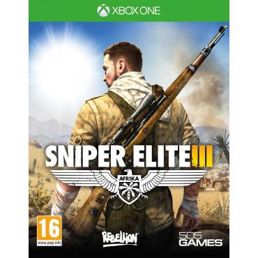 Sniper élite 3 sur Xbox One et PS4