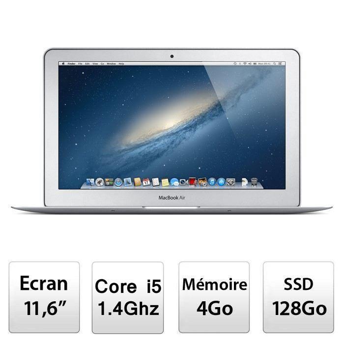 """[Clients Cdiscount à volonté] Apple MacBook Air 11"""""""