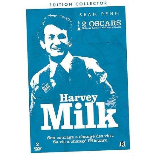 DVD collector Harvey Milk
