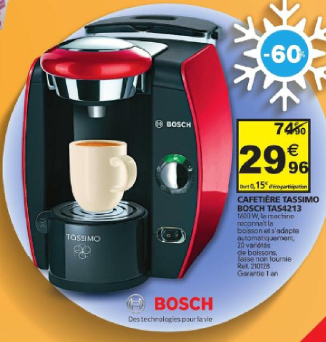 Machine à café Tassimo T42 (tas4213)