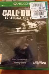 Call Of Duty Ghosts sur Xbox One