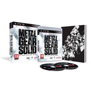 Metal Gear Solid : The Legacy Collection sur PS3