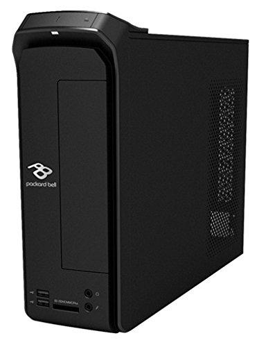 PC fixe  Packard Bell iMedia SJ18G1TG02 (Intel Celeron, 8 Go, Disque Dur 1 To, Carte Radeon 2 Go, Windows 8.1)