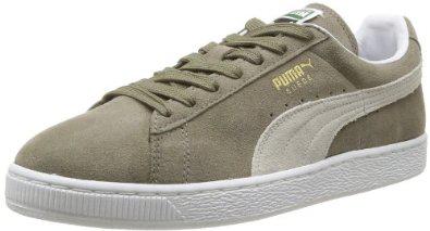 Paire de chaussures Puma Suede Classic Fallen/rock
