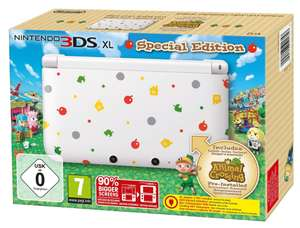 Console Wii U 8 Go +  Wii Party ou Just Dance à 199€, Nintendo 3DS XL + Animal Crossing ou 3DS XL noir