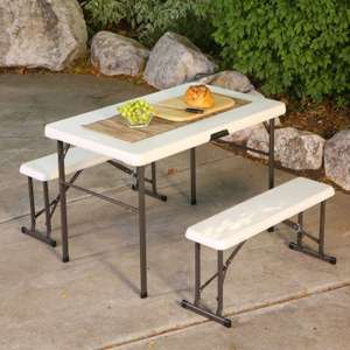 Table pique nique LIFETIME (modèle 80353)
