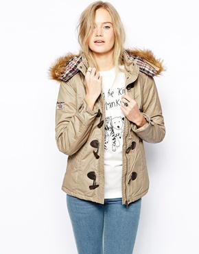 Duffle-coat femme Pepe Jeans Dolland