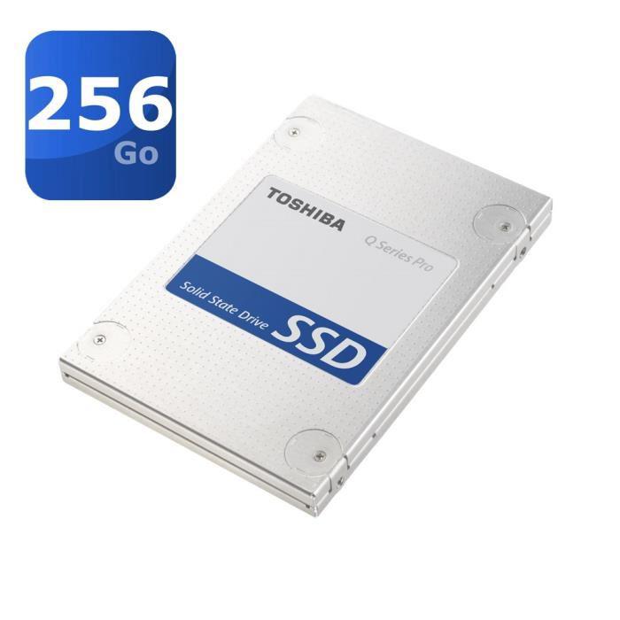 SSD Toshiba Q Series PRO 256 Go