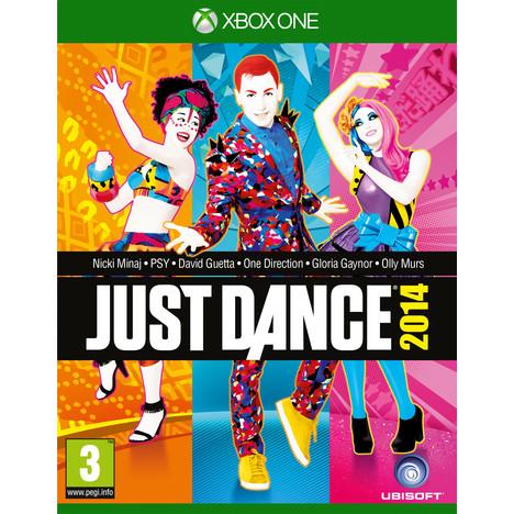 Jeu Just Dance 2014 sur Xbox One