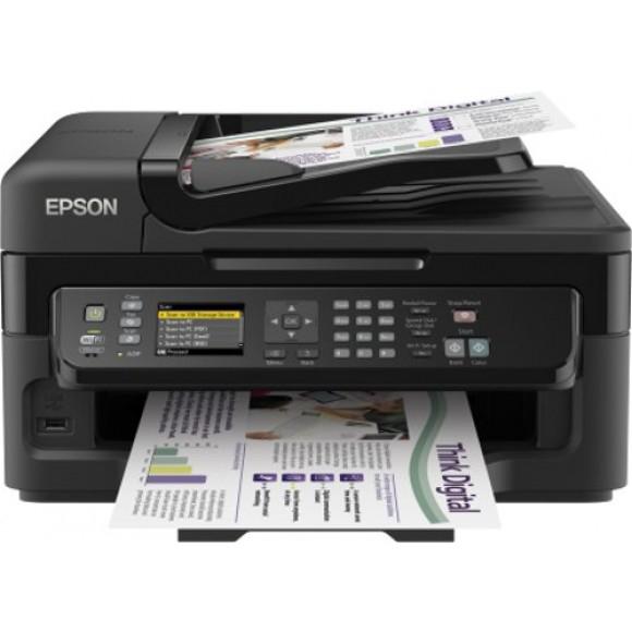 Imprimante Epson 4en1 WorkForce cartouche d'encre