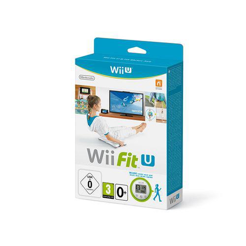 Wii Fit U + Fit Meter Wii U Nintendo