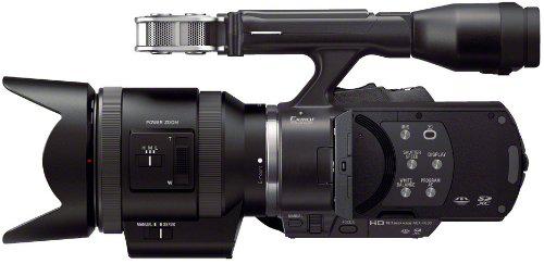 "Caméscope numérique Sony NEXVG30EHB - objectif interchangeable HD 1080p 16,1 Mpix Ecran 3"" HDMI USB Noir"