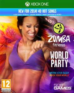 Zumba Fitness World Party sur Xbox One