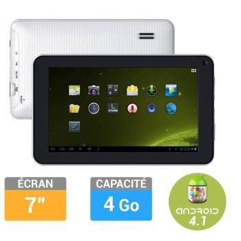 "Tablette tactile 7"" Logicom E731"