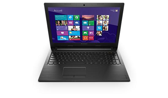 "PC Portable 15.6"" Lenovo IdeaPad S510p - Core i5, RAM 4Go reconditionné."
