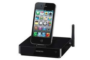 Station d'accueil compatible Airplay Onkyo DS-A5